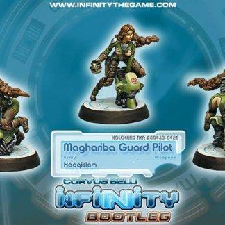 Maghariba Guard Pilot