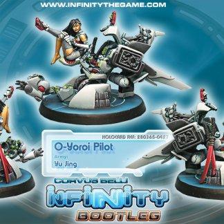 O-Yoroi Pilot Infinity Bootleg